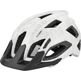 Cube Pathos Kask rowerowy, biały
